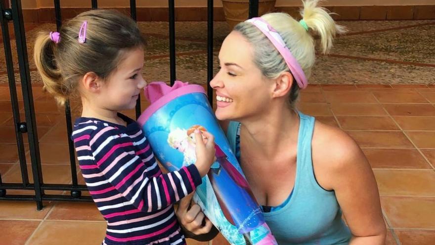TV: Daniela Katzenberger schult ihre Tochter Sophia ein
