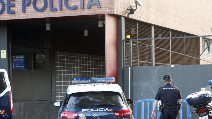Tres detenidos propinan una paliza a un cuarto en los calabozos de la Comisaría
