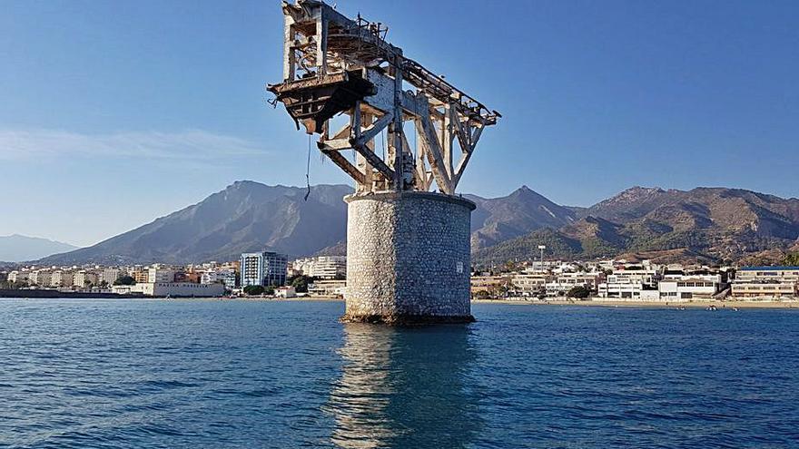 IU critica el retraso en las labores de mejora de la Torre de El Cable