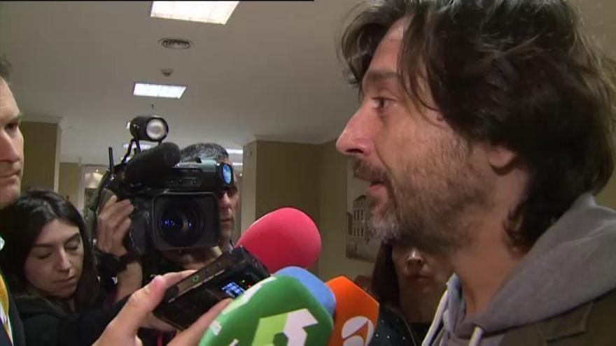 """Errejón propone """"unidad"""" a Espinar y Ruiz-Huerta"""