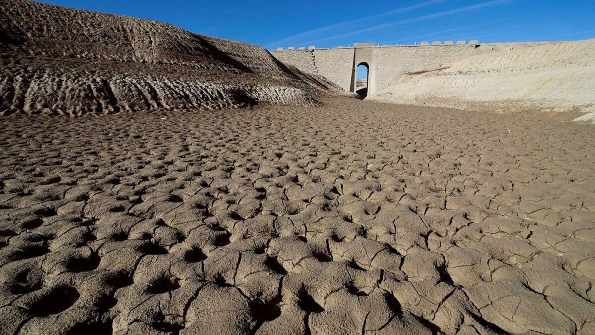 Alertan de que el 75% de España está en riesgo de desertificación