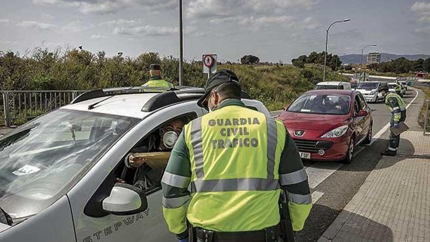 Imponen más de 10.000 denuncias en Baleares durante el estado de alarma