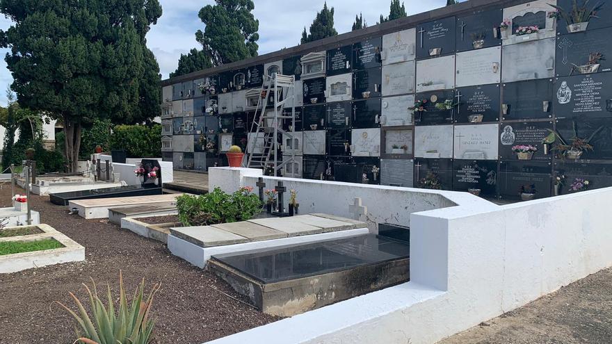 El Ayuntamiento habilita un despliegue logístico y sanitario especial en los cementerios por la festividad de Todos los Santos