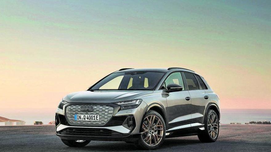Audi Q4 e-Tron, el mejor SUV 100% eléctrico del momento