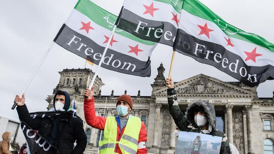 Se cumplen 10 años de la guerra en Siria