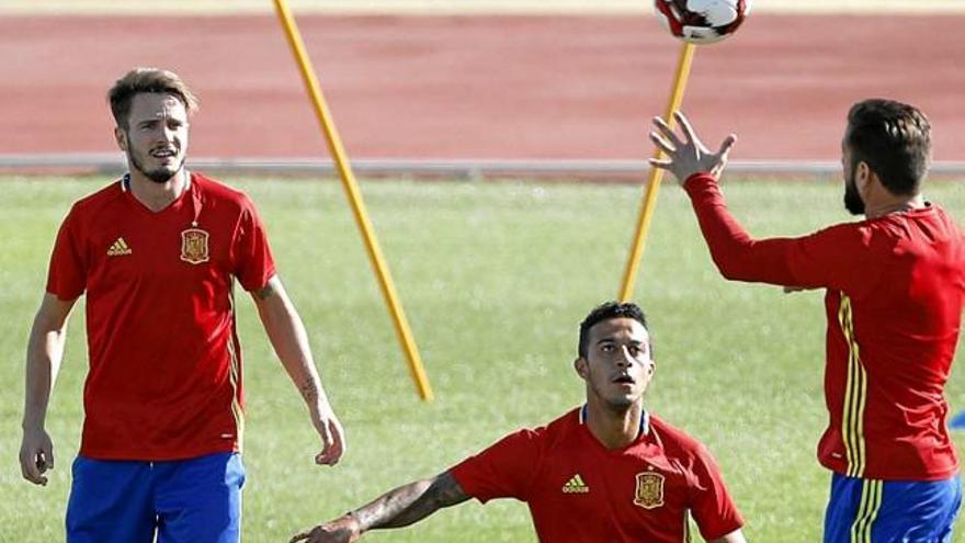 Espanya busca la revenja amb Itàlia en un partit per ser al mundial 2018