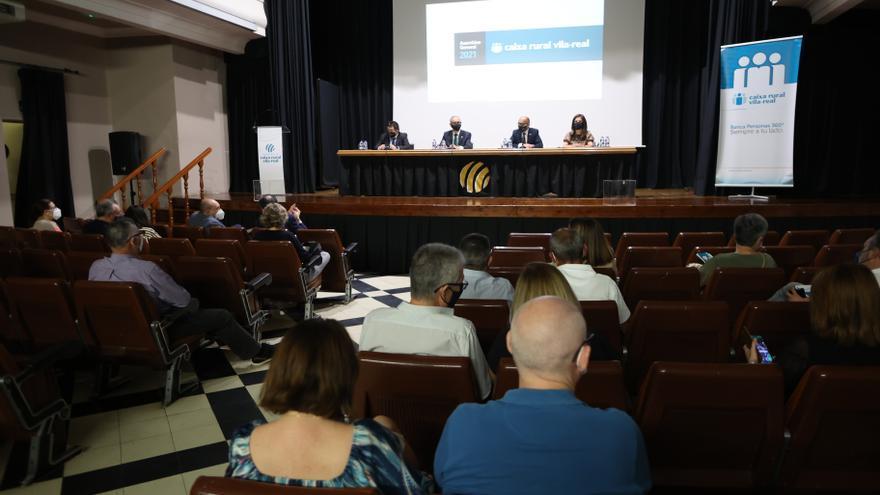 Las cajas rurales de Castellón ganan un 22,6% más en plena pandemia