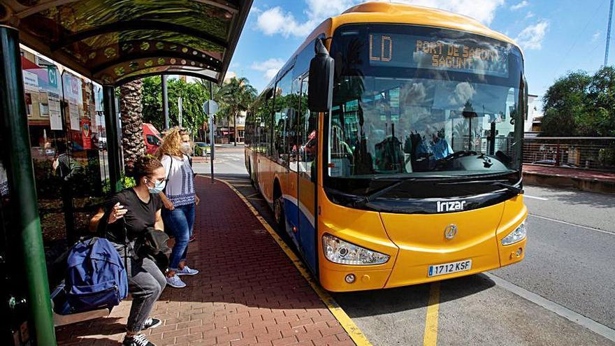 Autobús gratuito en el «Día sin Coche»