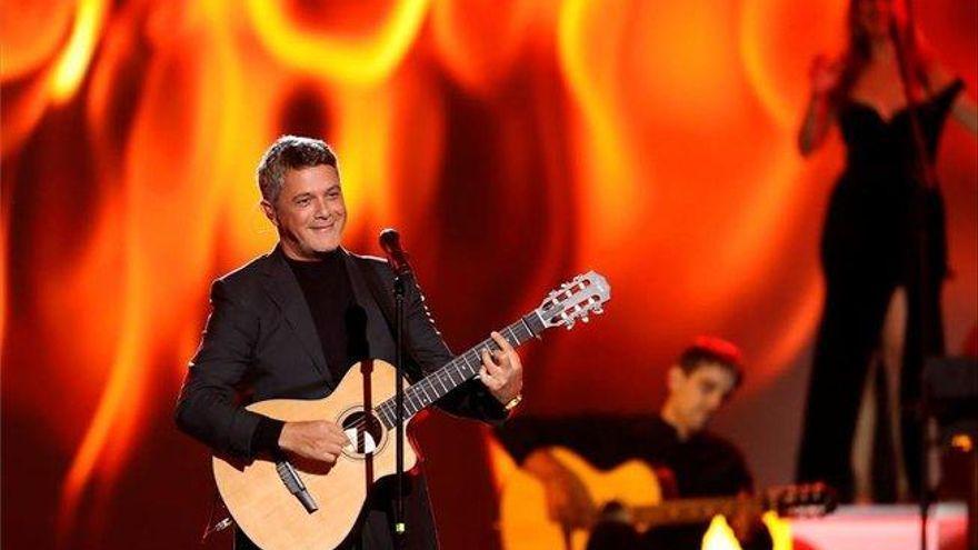 El concierto de Alejandro Sanz en La Romareda vuelve a retrasarse y será en el 2022
