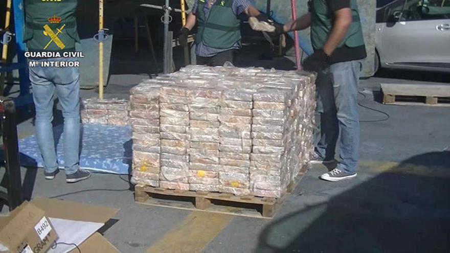 Drogenfahnder stoppen 600 Kilo Kokain auf dem Weg nach Mallorca