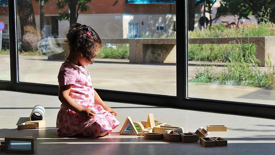 Llars d'infants municipals van iniciar el curs a Manresa amb places lliures