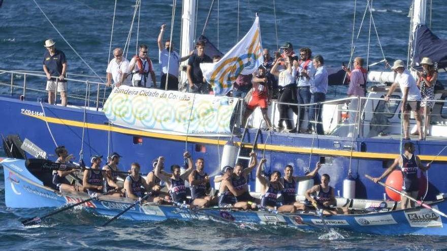 Urdaibai llega líder a A Coruña, donde ya ganó el año pasado