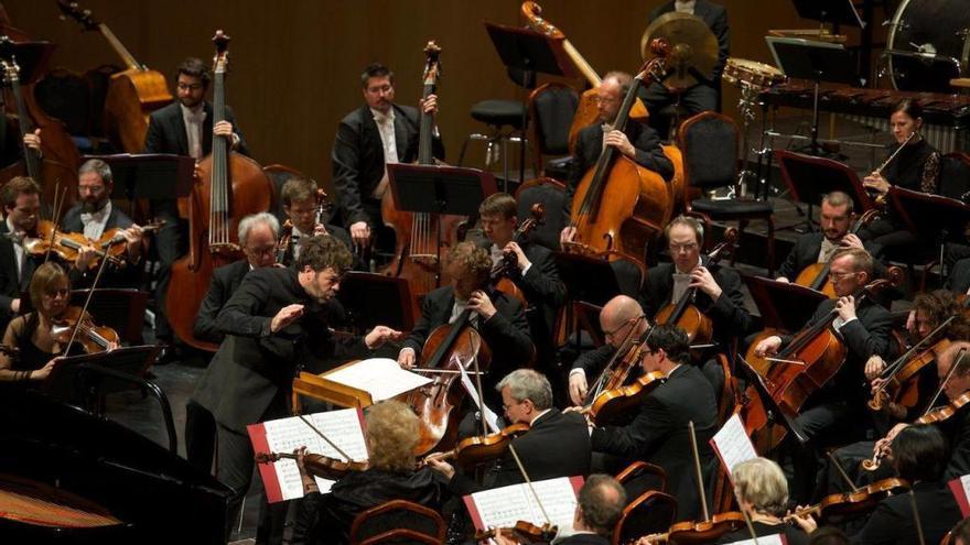 La Filarmónica de Múnich ponen el broche de oro al 34ª Festival de Música