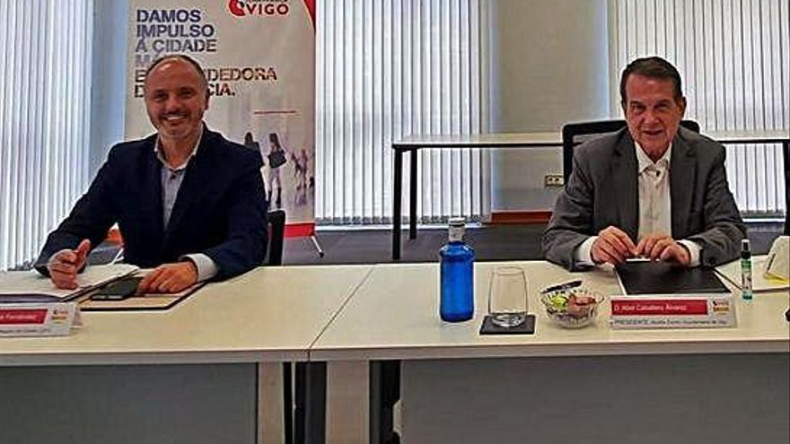 El antiguo edificio informático de Caixanova acogerá el primer centro de negocios de Vigo