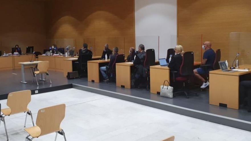 Los seis acusados del crimen de Juan Carlos Tejera niegan ser sus autores