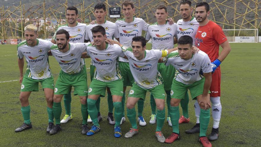 San Fernando y Villa Santa Brígida, apeados en la segunda eliminatoria