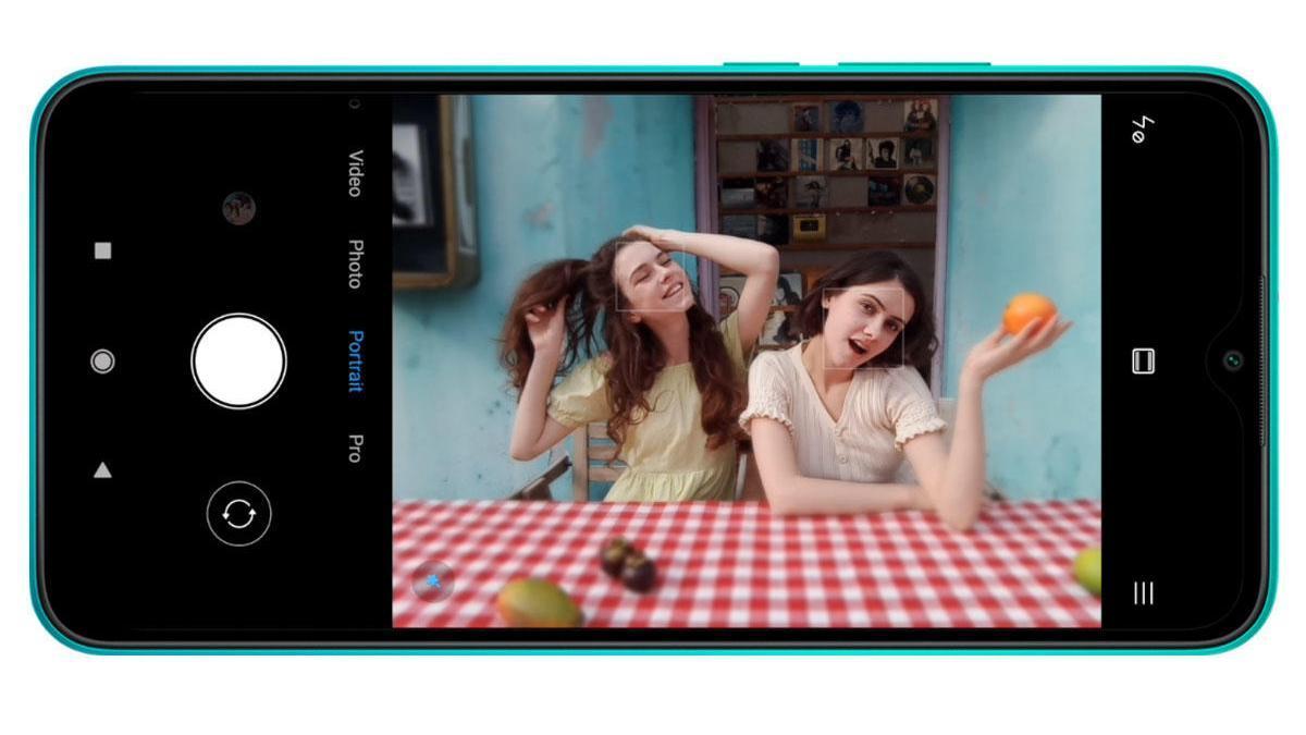 El Xiaomi Redmi 9.
