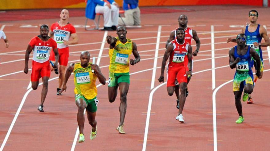 Dan a Brasil la medalla que le quitaron a Usain Bolt