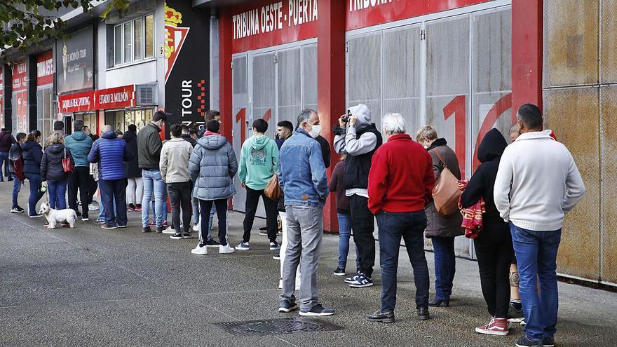 La Mareona vuelve con fuerza: más de 2.000 sportinguistas estarán en Lugo