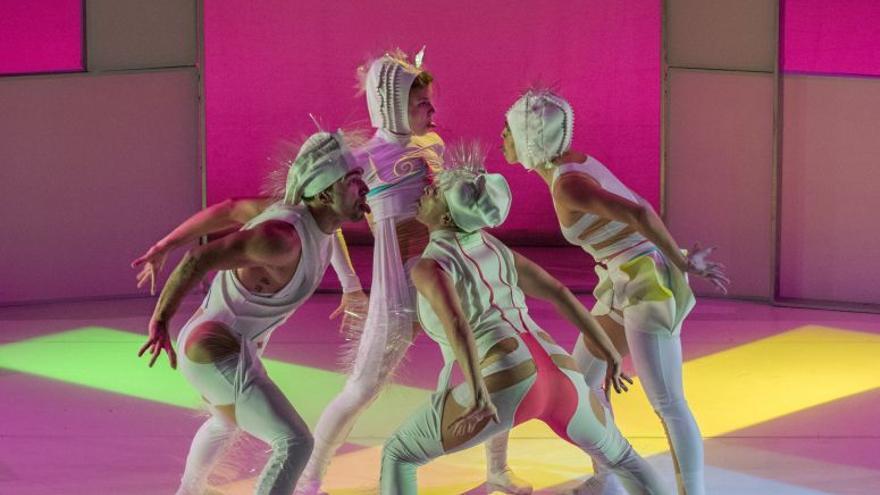 PI, un espectáculo de danza