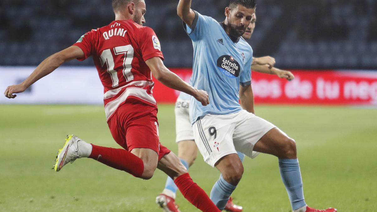 Celta Granada. 27 septiembre 2021. Alba Villar
