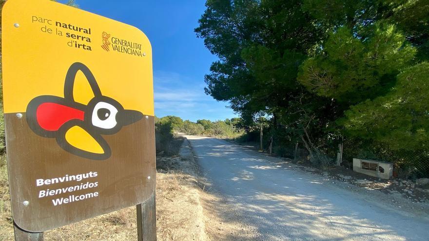 Localizan a un hombre desaparecido durante tres días en la Serra d'Irta