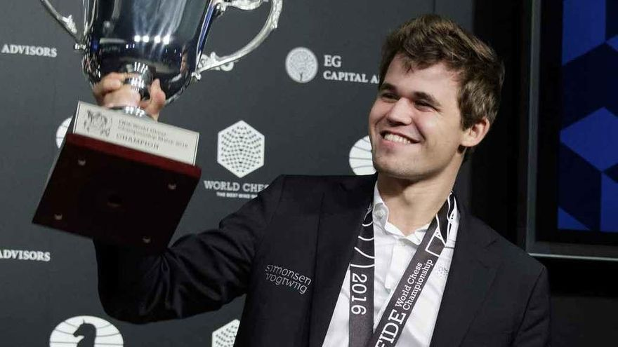 "Carlsen volvió a ser ""magnus"" para ser campeón"