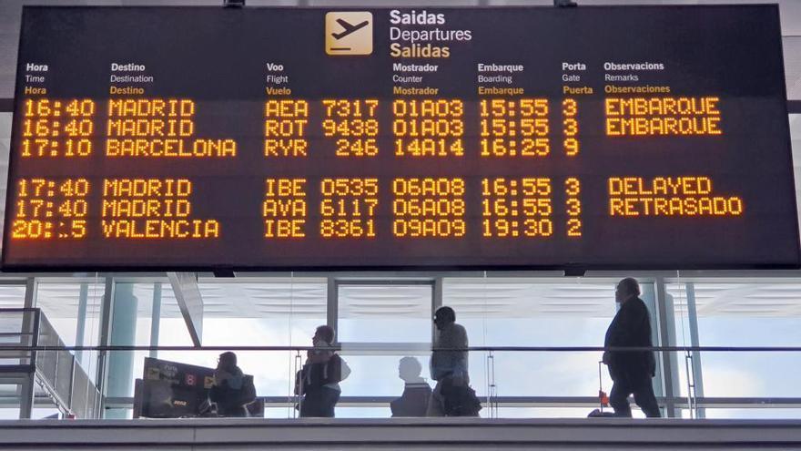El Defensor del Pueblo alerta: las aerolíneas se niegan a reembolsar billetes cancelados