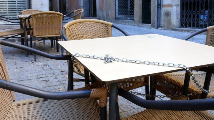 L'atur a Girona puja en 1.219 aturats al gener, un 33,1% més que fa un any