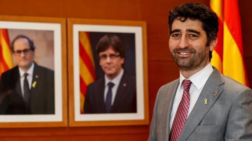 La Generalitat permitirá a los funcionarios trabajar el 12 de octubre y 6 de diciembre