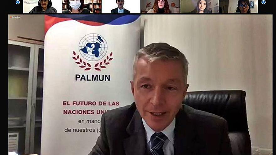 PALMUN vuelve al Liceo Francés