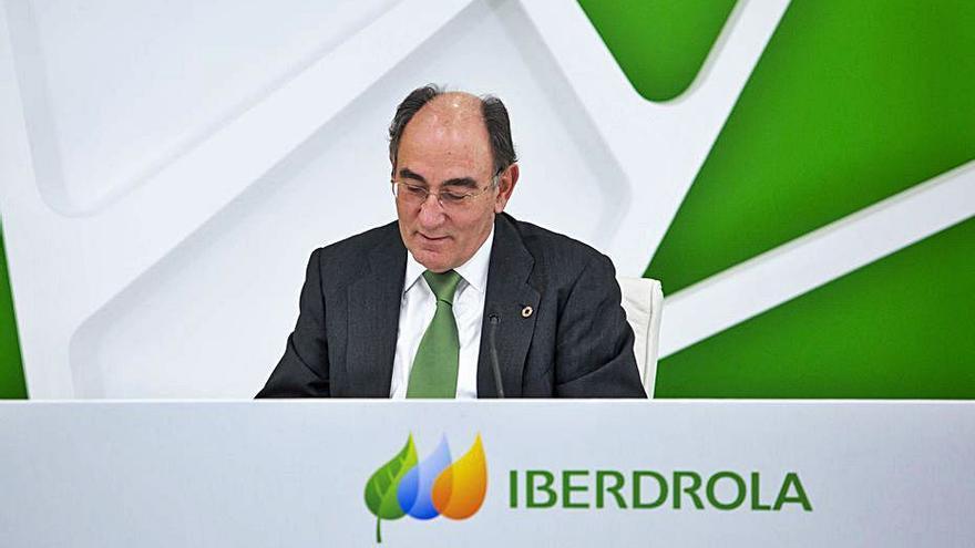 Iberdrola invertirá 75.000 millones hasta 2025 en su revolución energética