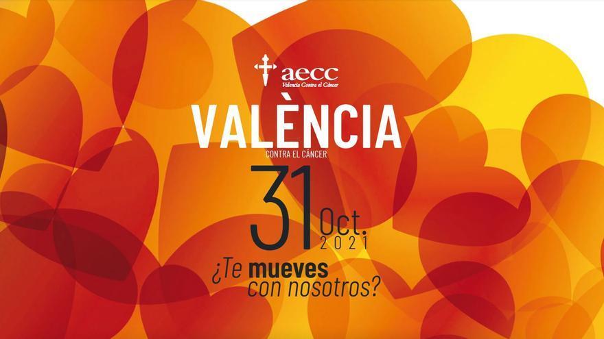 El 31 de octubre, València organiza una gran jornada deportiva contra el cáncer