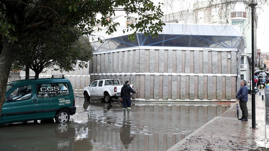 La Xunta reserva 2,6 millones para poner fin a las persistentes inundaciones de Gondomar