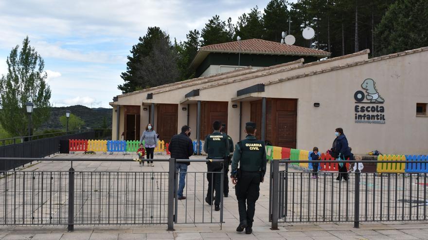 Los ladrones dejan sin ordenadores ni tablets a un colegio y una guardería de la provincia de Castellón