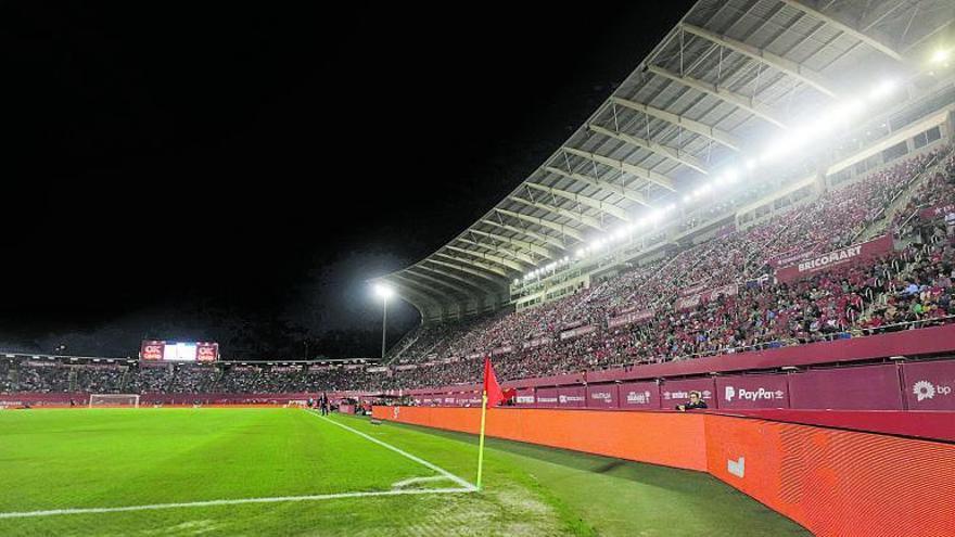 El Mallorca tendrá el apoyo de 4.086 aficionados ante el Alcorcón