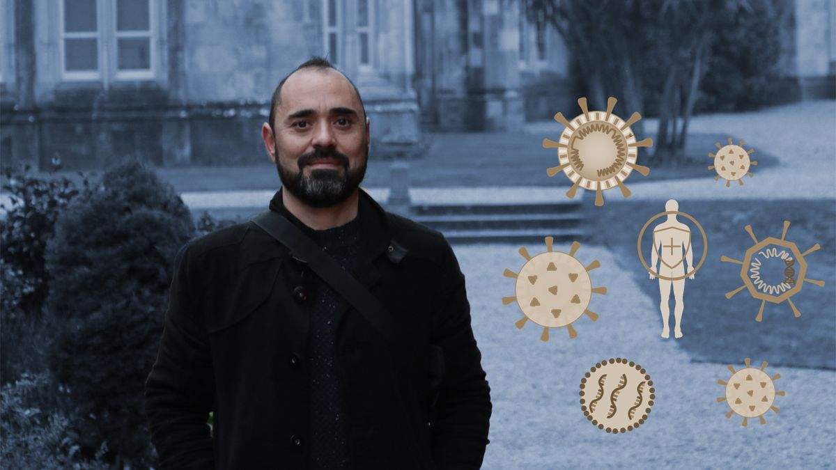 Adán Pinto, investigador asturianu n'Oxford