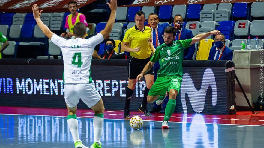 Dani Ramos, experiencia y garra para el regreso a Primera