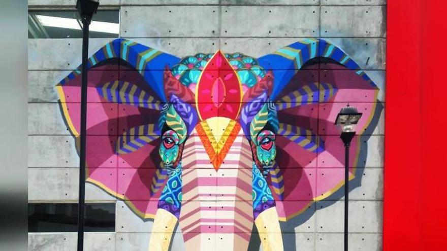 70 artistas urbanos de todo el planeta exponen en Festival Boreal