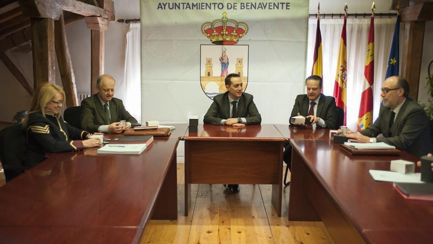 Benavente instará a la Junta a asumir los 140.000 euros de gastos extra por las medidas COVID en los colegios