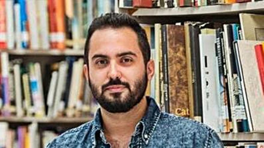 El comisario Adonay Bermúdez pone el broche al seminario 'Nuevas museografías'