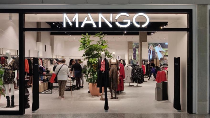 Mango abre en el C.C. 7 Palmas con un espacio renovado