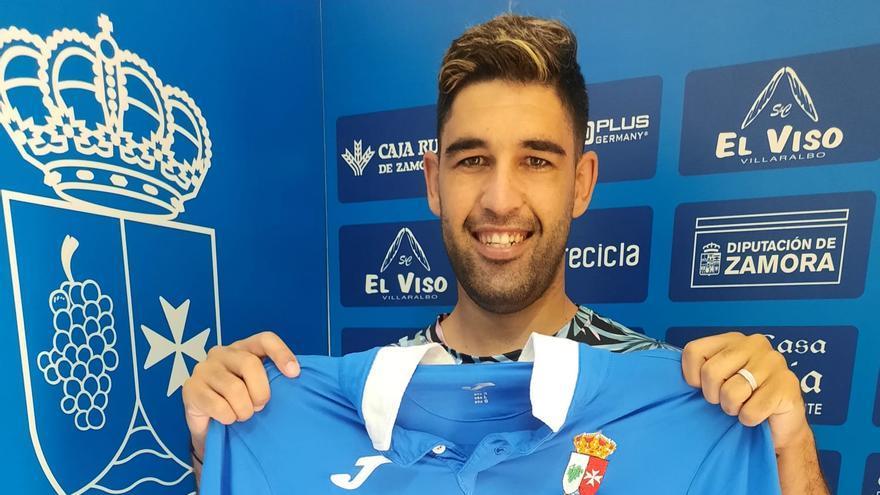 El Villaralbo ficha a Ángel Martínez
