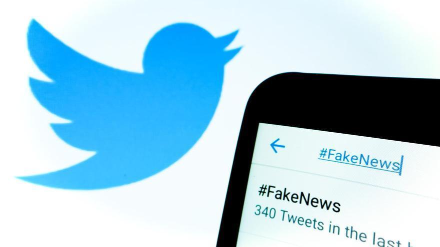 Twitter meterá avisos de desinformación al dar 'likes'