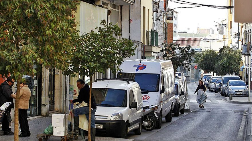 Málaga lanza un plan para estimular el comercio en Lagunillas