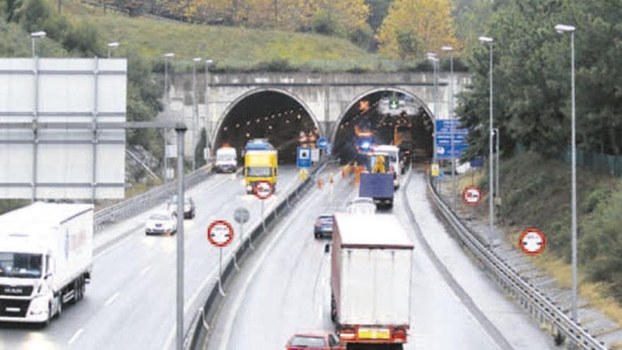 El efecto del túnel