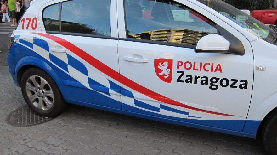 Un detenido en Zaragoza por agredir a su pareja en plena calle