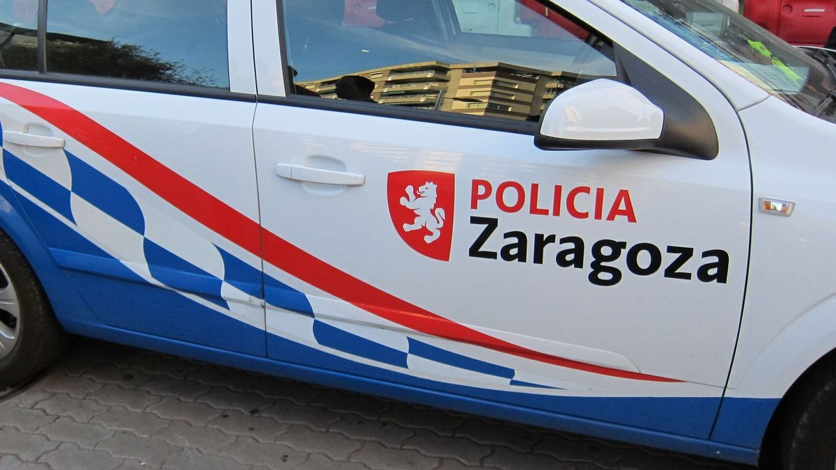 La Policía Local de Zaragoza practicó la detención.
