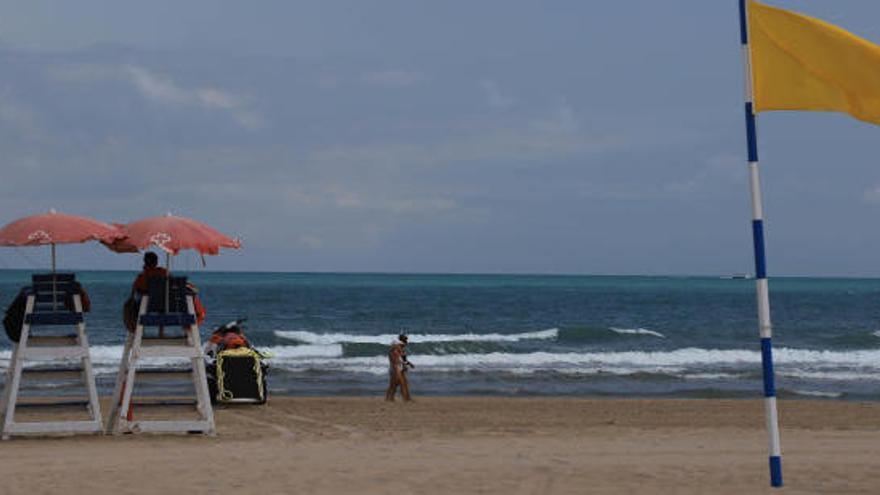 """Gandia """"cierra"""" su playa por temor al contagio"""