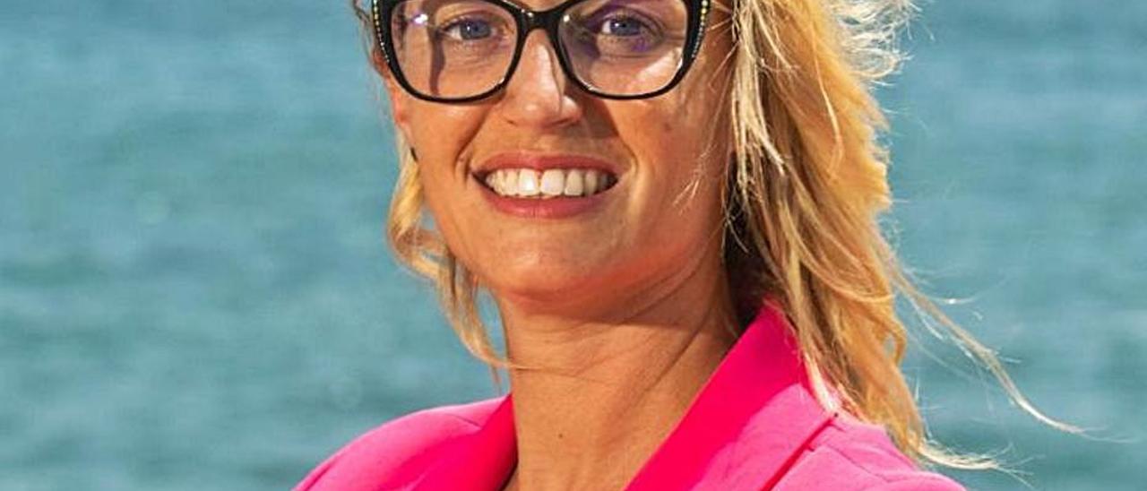 Yurena Vera Ramos, concejala del Ayuntamiento de Tuineje.     FUSELLI